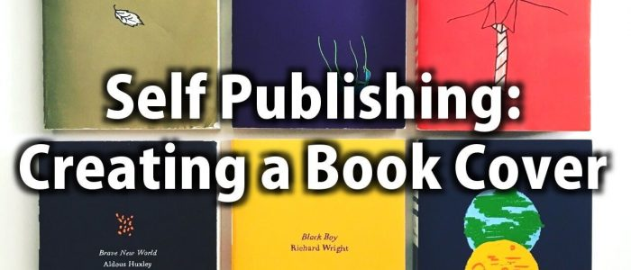 Creating a book cover