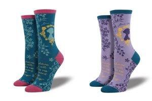 Literary Socks Jane Austen